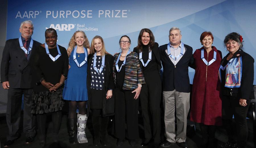 AARP 2018-19 Fellows