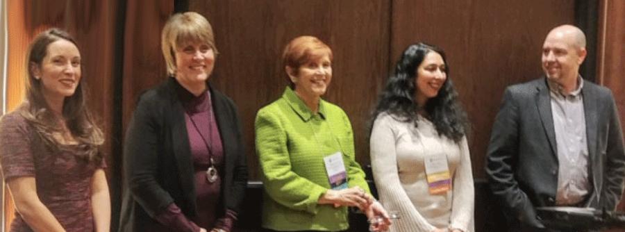 Caregiving Visionary Award from Caregiving.com (2018)