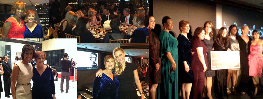 L'Oréal Paris Women of Worth Honoree (2011)
