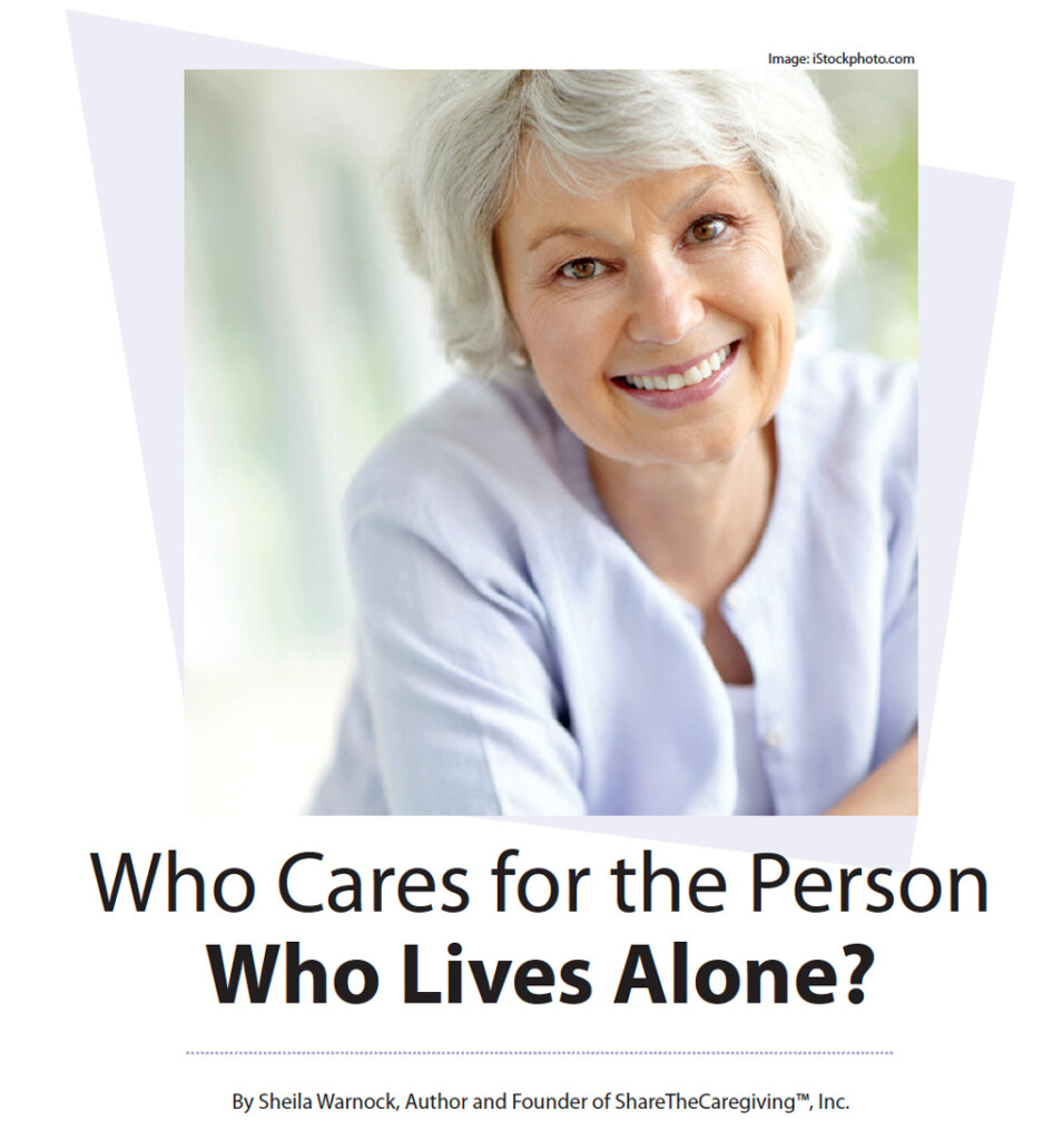 AWIS-Who Cares for the Person Who Lives Alone